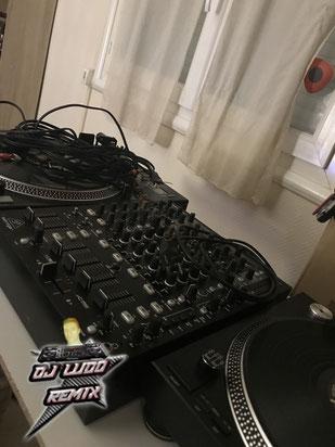 dj mix vinyles