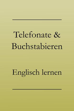 Englisch lernen: Telefongespräch englisch