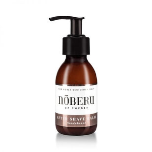 noberu for noble gentlemen only after-shave balm sandalwood