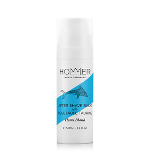 hommer men and grooming afer shave balm home island