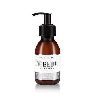 Noberu of sweden after shave balsam  amber lime