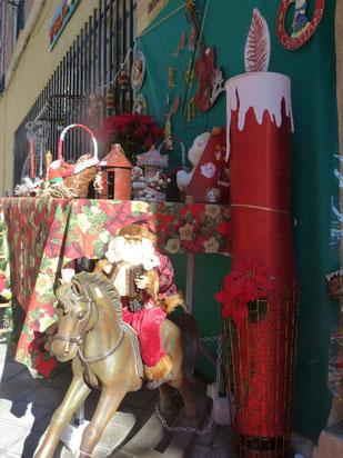 El Laberinto, Papá Noel, Navidad