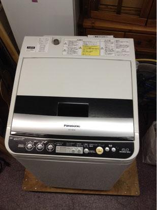 パナソニック全自動洗濯機