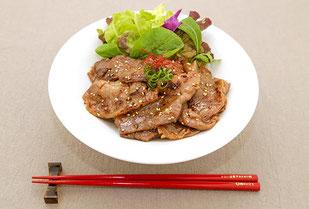 仙台牛カルビ丼