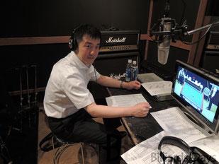 梅田竜二プロ(JPBF)in Studio