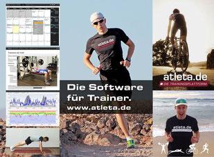 atleta.de - die Software für Trainer zur Trainingsplanung