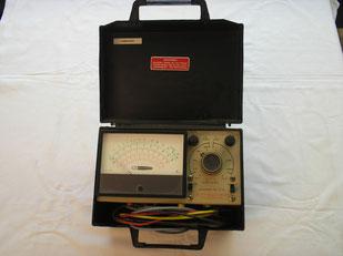 Heathkit Michigan USA  Transistor Voltmeter IM 17 G  von 1968