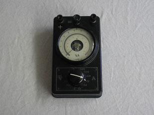 RFT Gerätewerk Leipzig DDR  Multimeter Typ. MHU 15
