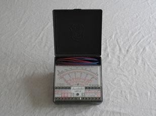 ICE - Milano  Vielfach Messgerät Typ. Supertester 680 G