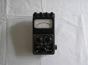 Hartmann & Braun Hochohm Multimeter Typ. Multavi HO