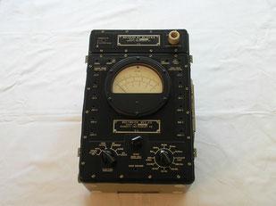 Barnett Instruments Clarksville  Multimeter TS 352 B - Army von 1967
