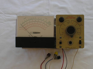 Heathkit Michigan USD Transistor Voltmeter IM 17 U