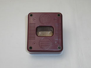 I C E Milano - Italien - Messwandler Typ. 616 / 618 - nur für Wechselstrom.