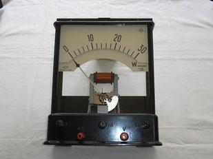 Schulmessgerät ( Wattmeter ). 1968