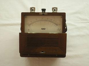 Amperemeter bis 100 Amp. Gleich / Wechselstrom.