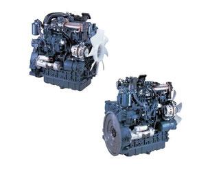 moteurs kubota serie 07