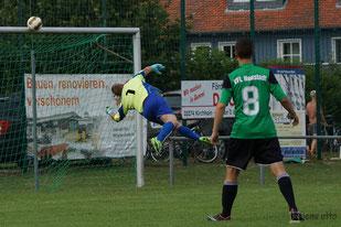 Finalspiel gegen den VfL Neustadt mit anschließender Siegerehrung