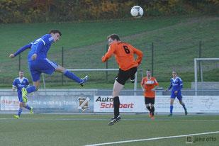 Kreisliga A- Derby gegen den FV Wehrda