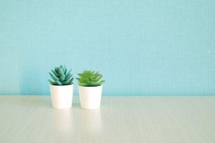 コーヒーの入ったカップ、星形のコースター。傍らにりんごが2つ。