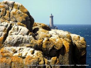 Le phare du Four (29) RLM 2014 Photo par Régine Le Maout Rlm