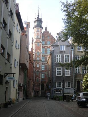 Danzig in Polen