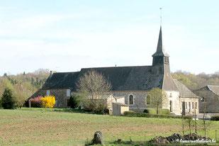 Le village de Brognon
