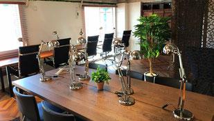 コワーキングスペース/おしゃれで快適なオフィス空間