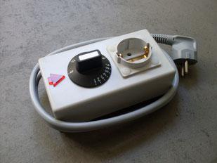 Leistungsregler für elektrischen Brennstempel