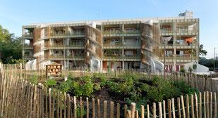 """Habitat participatif """"Terra Arte"""", Bayonne, porté par le COL et accompagné par Faire-ville"""