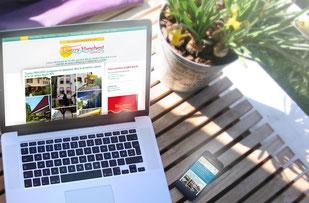site internet Stores et fermetures de l'Ain