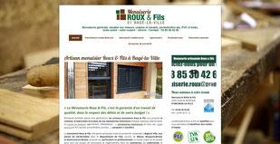 menuiserie Roux et Fils à Bagé-la Ville Ain