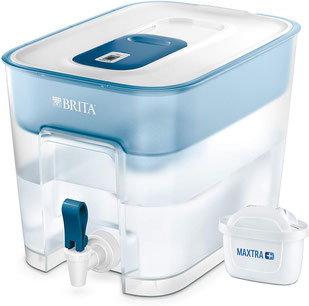 Wasserfilter für Zimmerpflanzen - viele Zimmerpflanzen gehen ein, weil sie mit zu hartem Leitungswasser gegossen werden. Ein zu hoher Kalkgehalt und pH-Wert ist der Grund.
