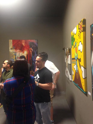 Espitia Gallery Wynwood Art District 2294 NW 2nd Ave. suite C Miami, FL 33127 (corner of 2nd Ave. and 23rd St)