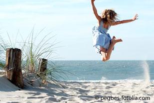 Abwechslungsreich mit Spass zur Stärkung der aufrichtenden Muskulatur, des Rückens und des Wohlbefindens