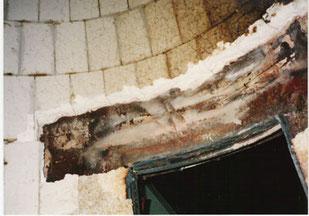 Reparatur Industrie - Brennkammer