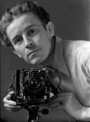 Hein Gorny Selfportrait ca. 1936