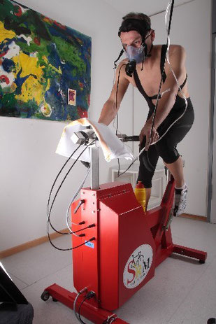 Der alljährliche Fitnesstest.