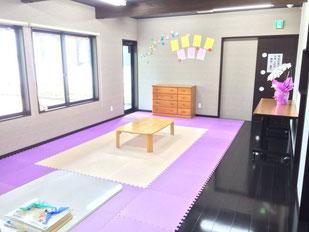 重症心身障害児向け機能訓練室