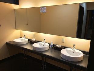 利用者用お手洗い