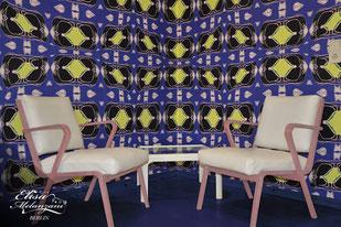 psychedelic wallpaper  © ELISA MELANZANI BERLIN