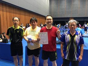 平成30年度 男子前期団体リーグ09