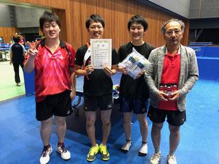 平成30年度 男子前期団体リーグ01