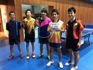 平成30年度 男子前期団体リーグ02