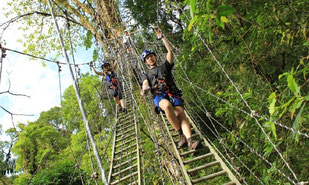 Adventure Tour - Arenal La Fortuna Costa Rica