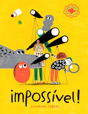 Brasilianisches Kinderbuch Eu e você, aqui e lá! von Leticia Möller