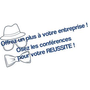 conférences d'entreprises région Centre Laurence Luyé-Tanet