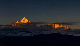 Privat-Reise Nepal Kultur und Wandern individuell