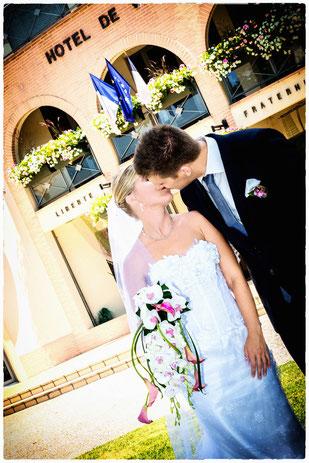 mariage de Sylvie et Carl