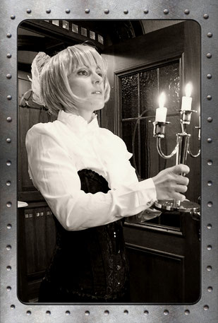 Lady Belinda - Pulsar Trilogie - Steampunk Roman - www.pulsatoren.com