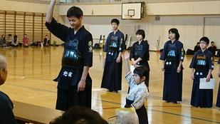 剣道 選手宣誓